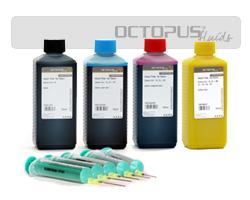 Nachfülltinten Set für HP 300, HP 364, HP 920 vier Farben
