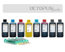 Tinte Set für Canon CLI-42 Patronen, acht Farben