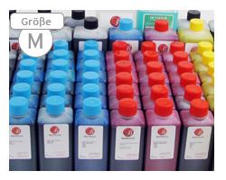 Startpaket Refilltinte für Ihren Refillshop (Größe M)