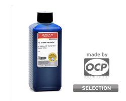 Tinte Epson 27, 79, T0712, T1282, T7012 cyan pigmentiert