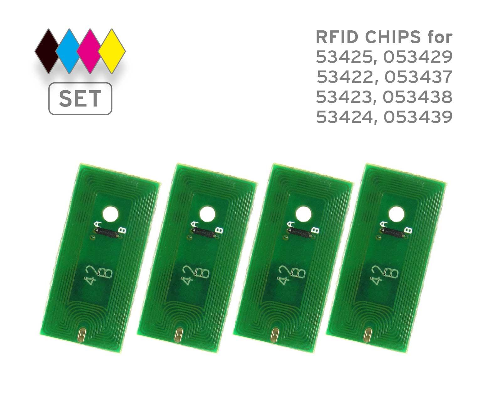 Komplettset Chips für Primera LX 900