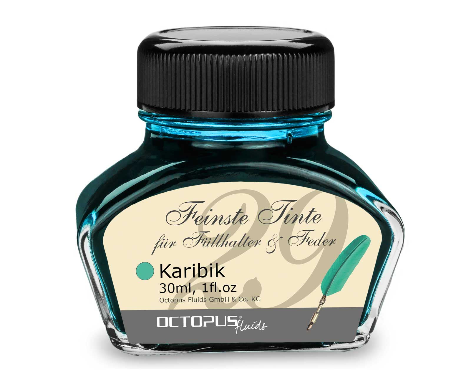 Fountain pen ink, writing ink for fountain pen, fountain pen ink Caribbean