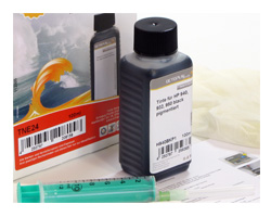 Kit di ricarica Brother LC-980, 985, 1000, 1100, 1220, 1240, 121, 123, 127 nero