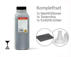 Kit di Ricarica per Kyocera TK-310, 320, 330, FS 2000, Kit completo