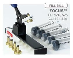 Fill Bill FOCUS™ CP525 per Canon PGI-520, 525 e CLI-521, 526