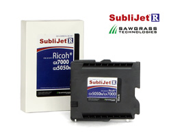 SubliJet-R Sublimation Ink for Ricoh GX-5050, GX-7000 black
